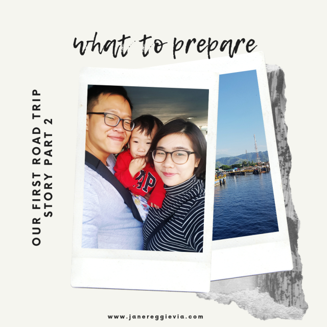 Road Trip Story Part 2: What to prepare for 20 hours road trip (with 2,5 yo toddler!)