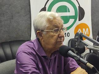 Ex-deputado Armando Abílio morre aos 76 anos no Agreste paraibano