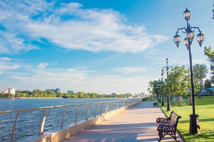 Đầu tư vào Quận 9 cùng Vincity New Saigon, nhận quà Giáng Sinh
