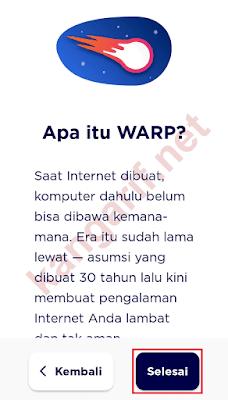 1.1.1.1 warp
