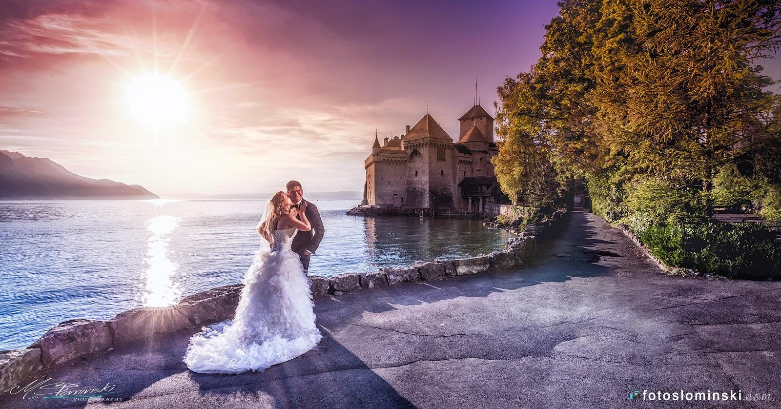 Ile kosztuje sesja ślubna za granicą ?  Jak zorganizować sesję ślubną za granicą ?