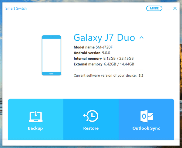 Cara Install Samsung Smart Switch dan Samsung USB Driver di Laptop