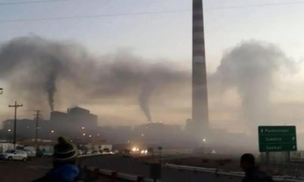 Piden informar el cumplimiento de fallo por polución en Puchuncaví