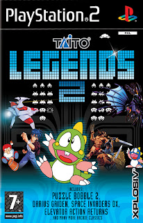Taito Legends 2 (PS2) 2007