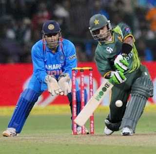 India vs Pakistan 1st T20I 2012 Highlights