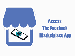 Facebook Marketplace Mobile App - How To Access Facebook Marketplace Mobile App | Facebook Local Selling App