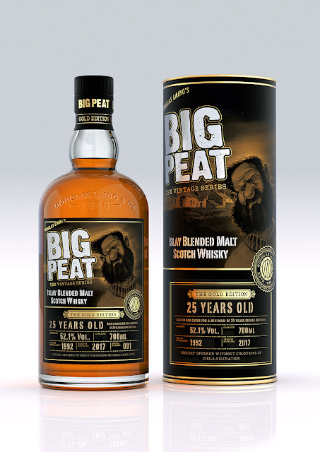 Douglas Laing Big Peat The Gold Edition 25YO