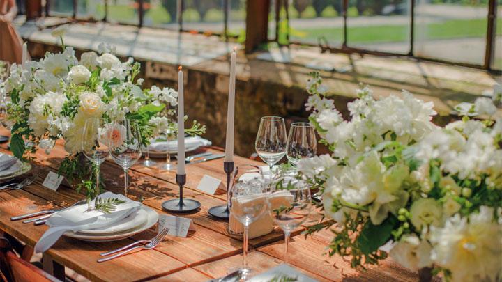 how to make flower arrangement for wedding