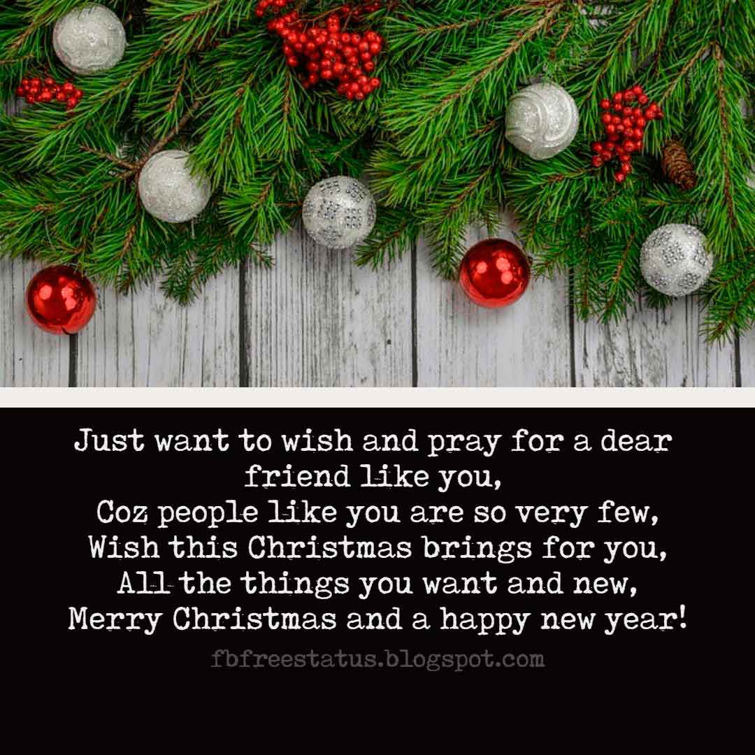 Christmas Messages for Friends (09)