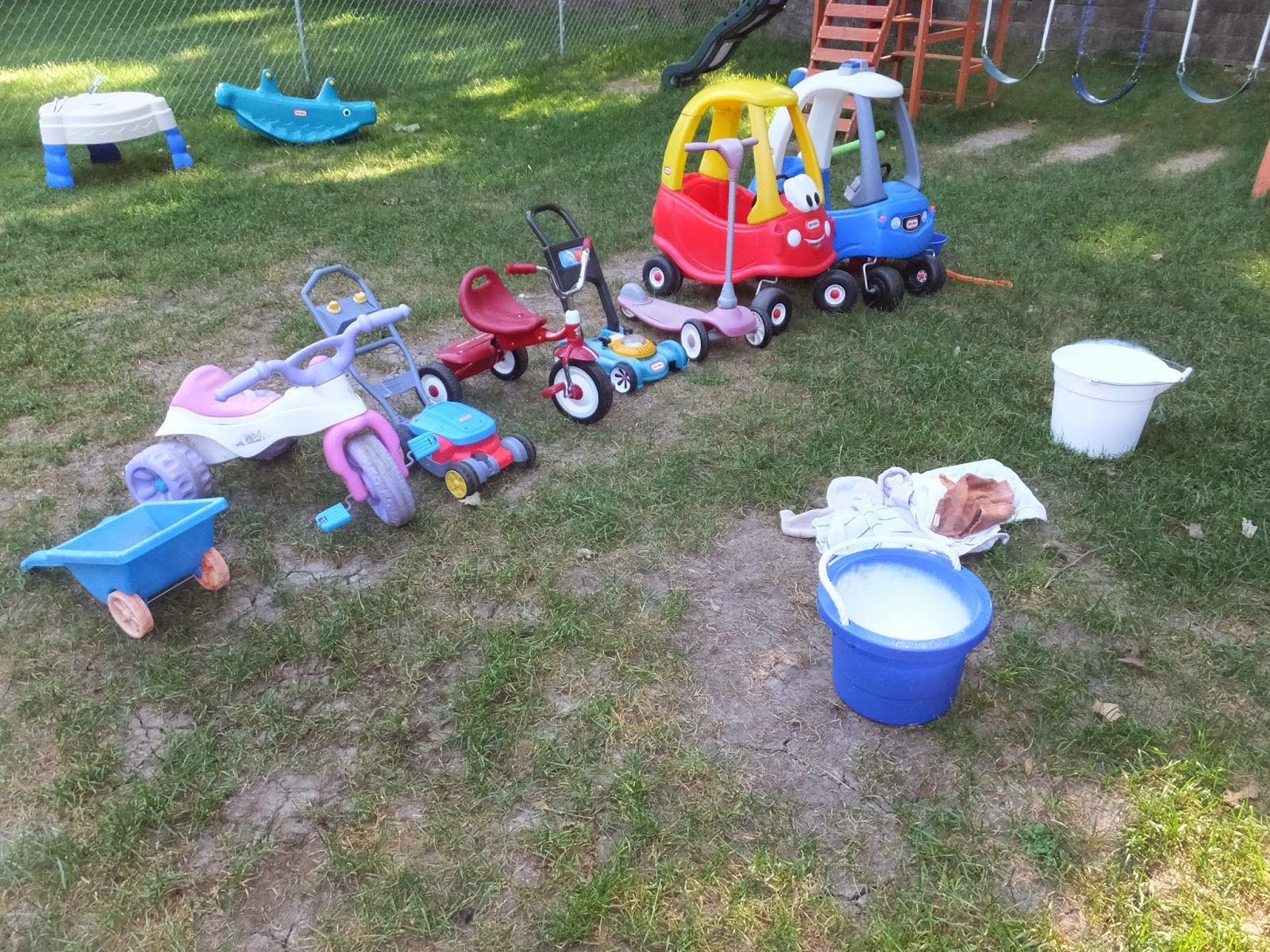 Kidspert The Great Toy Wash