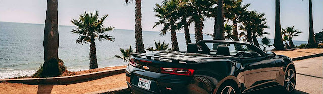 Viagem de carro pelas praias da costa leste da Flórida