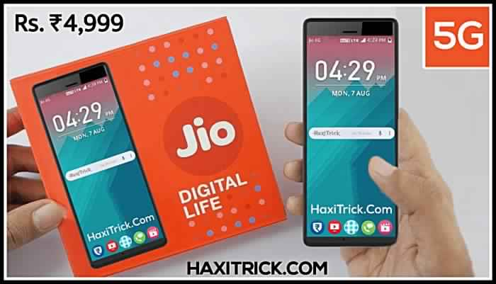 Jio Phone 3 Touch Screen Mobile Kitne Ka Hai Price Rate Kitna Hoga