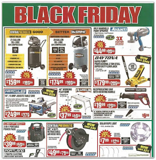 Black Friday Ad Harbor Freight Tools 2019