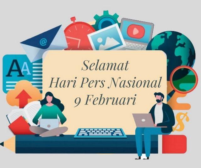 selamat hari pers indonesia