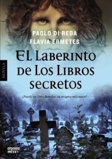 El laberinto de los libros secretos (Paolo di Reda y Flavia Ermetes)