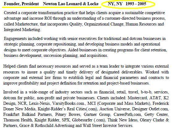 The Hoboken Journal Mason Fabricates Resume According to Grafix