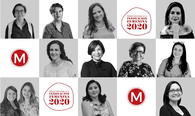 Inscripciones abiertas para el Premio Nacional a la Innovación Femenina 2020