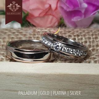 cincin kawin,cincin nikah,tunangan muslim palladium platina emas perak inspirasi model terbaru