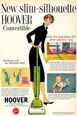 Hoover Slim Silhouette