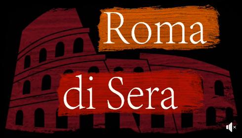 Roma di Sera: Intervista a Mercurio Viaggiatore