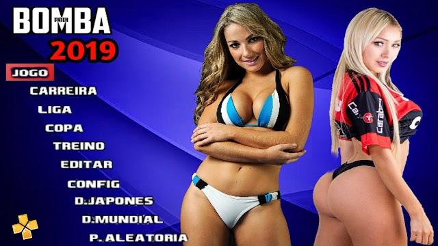 NOVO!! BOMBA PATCH 2019 PPSSPP & PSP BRASILEIRÃO ATUALIZADO