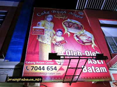 Cake Buah Naga Cabang Batam Center