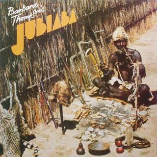 Barbara Thompson - 1978 - Barbara Thompson's Jubiaba
