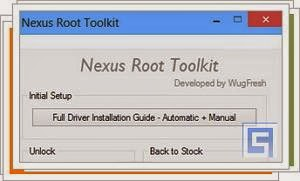 Nexus Root Toolkit 1.8.2 Download