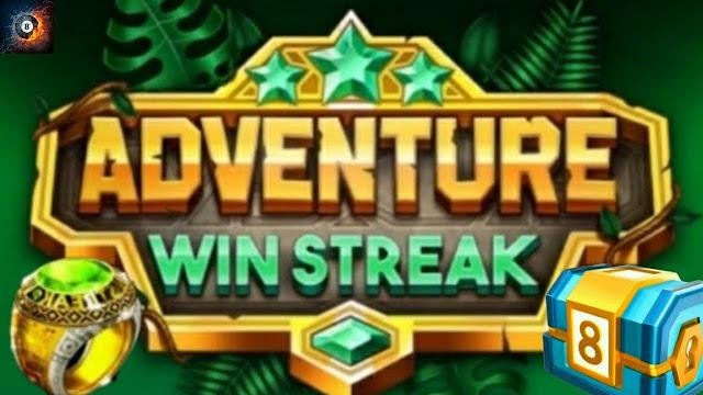 Adventure Win Strike 8 ball pool