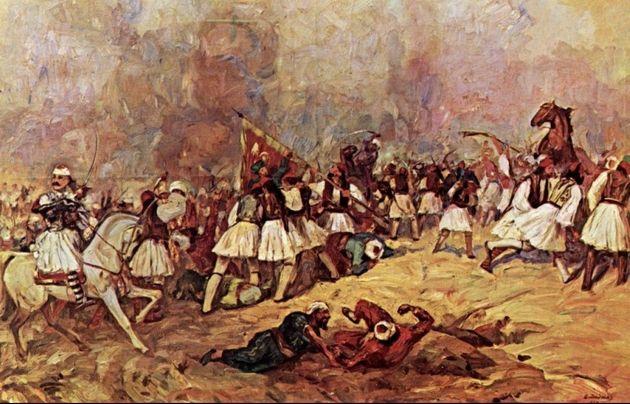 Η εθνεγερσία του Ελληνικού έθνους