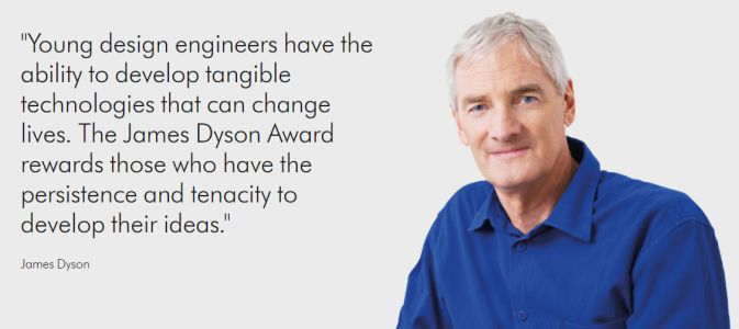 James Dyson International Design Award