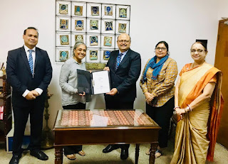 EXIM Bank, India signs MOC with SARBA SHANTI AYOG (SSA)