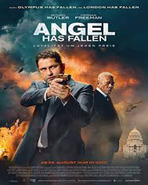 Angel Has Fallen 2019 Dual Audio Full Movie Download 720p | 1080p