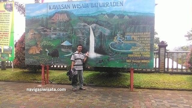 Obyek Wisata Baturaden