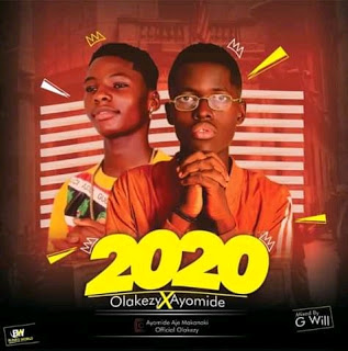 DOWNLOAD MP3] Olakezy Ft Ayomide 2020