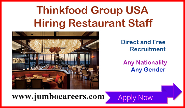 USA jobs for Indians, New job openings in USA,