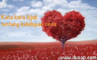 7 kata kata bijak tentang kehidupan cinta