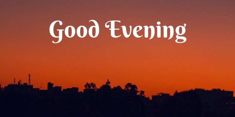 good evening wallpaper in hindi