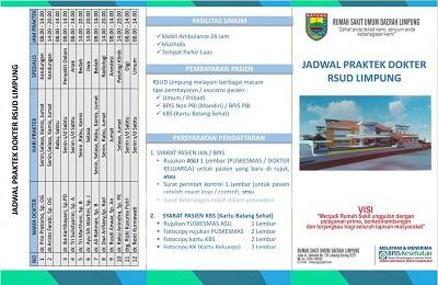 Jadwal Dokter RSUD Limpung Batang