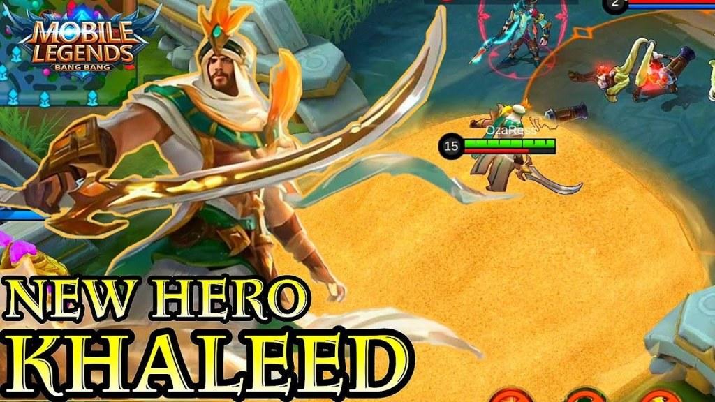 Cara Menggunakan Khaleed Mobile Legends