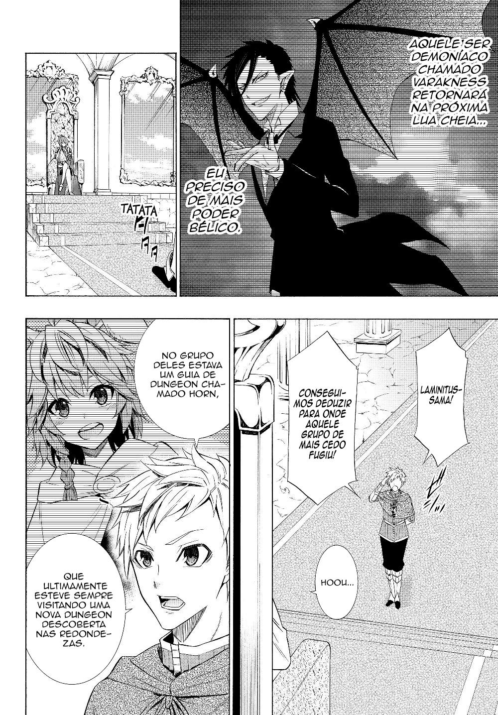 Isekai Maou to Shoukan Shoujo no Dorei Majutsu / How NOT To Summon a Demon Lord Mangá Online Capítulo 53 em Português