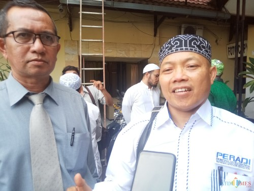 Sikapi Ceramah Muwafiq, DPW FPI juga Buat Aduan ke Polresta Malang Kota