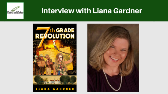 Interview with Liana Gardner