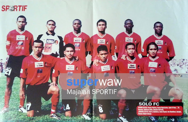 Poster Tim Solo FC