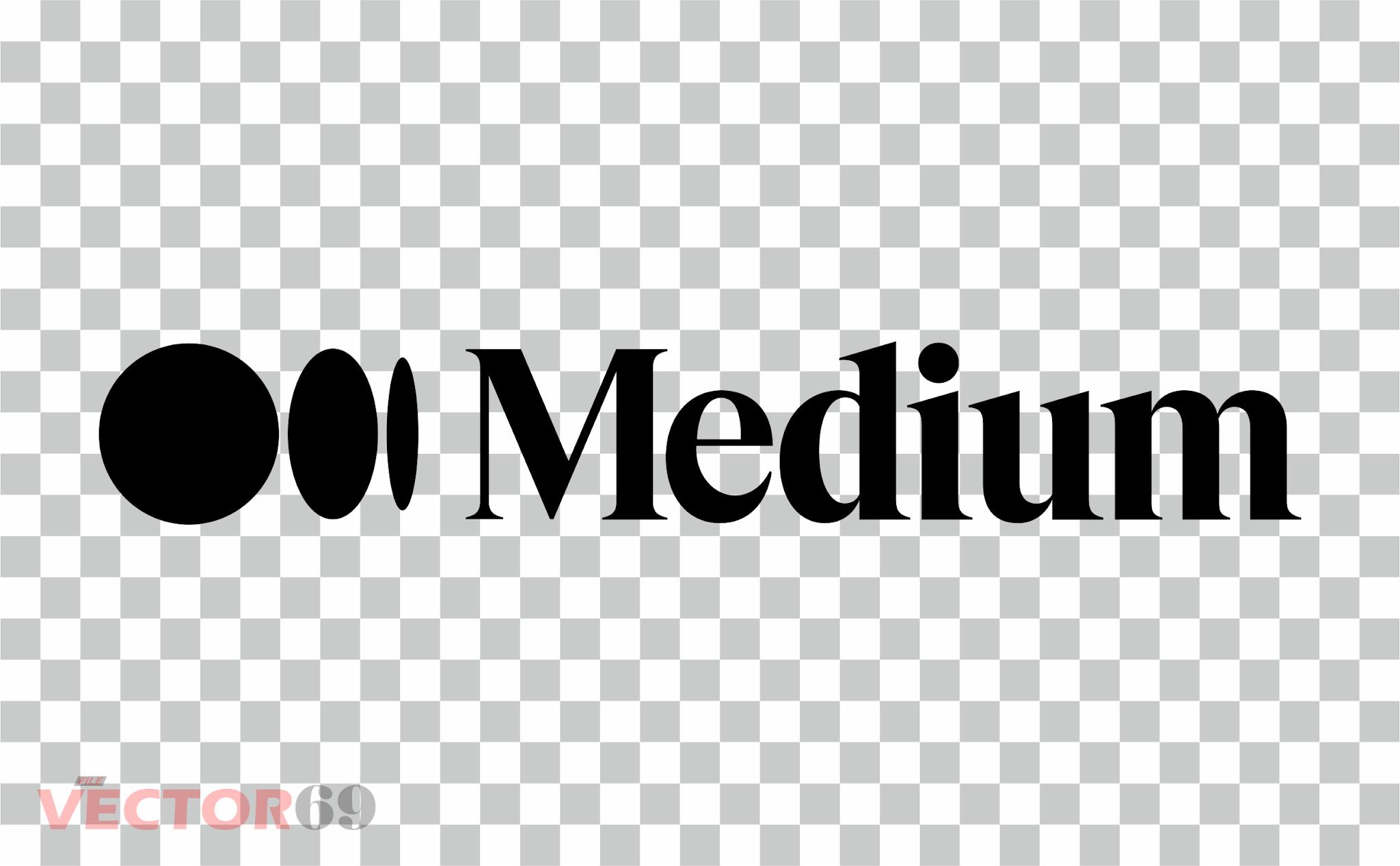 Medium New 2020 Logo - Download Vector File PNG (Portable Network Graphics)