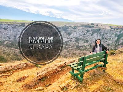 Tips travel luarnegara