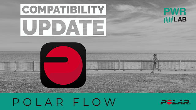 PWR Lab Officially Compatible With Polar Flow