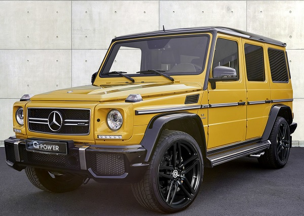 Mercedes AMG G 63 G Power