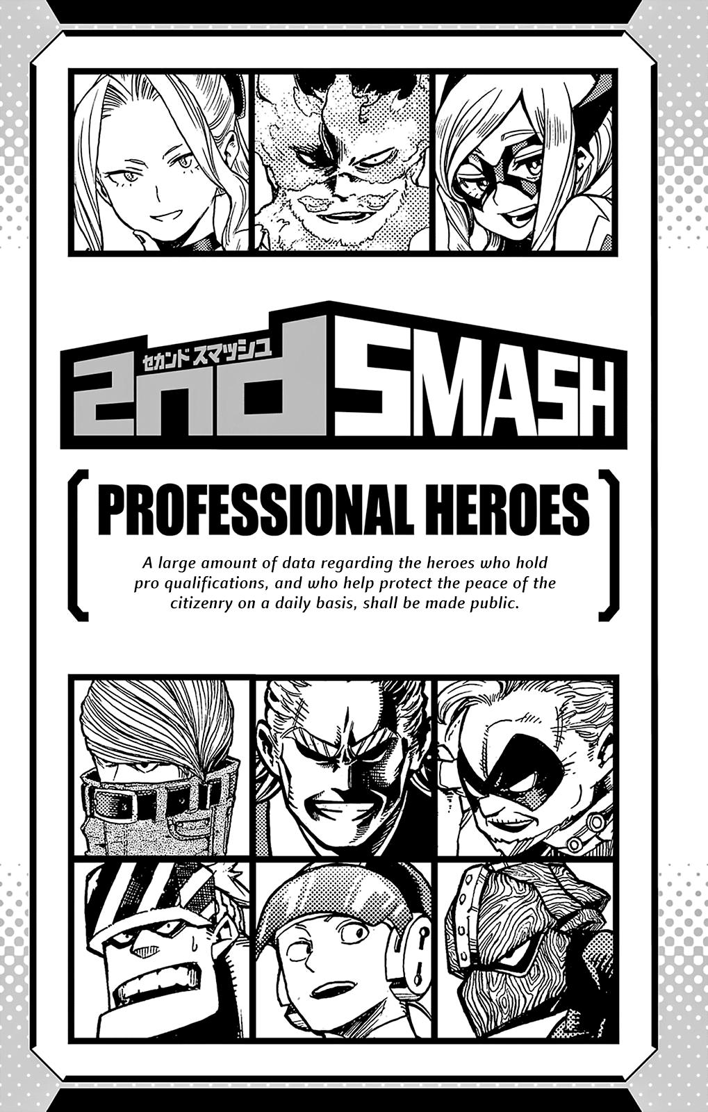 Boku no Hero Academia Chapter 144-21