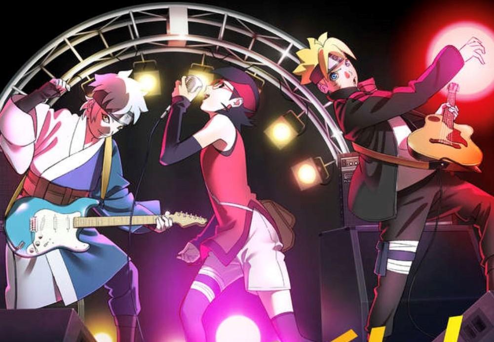Daftar Lagu Opending dan Ending Boruto: Naruto Next Generation